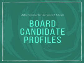 Link to the Board election Candidate profiles.