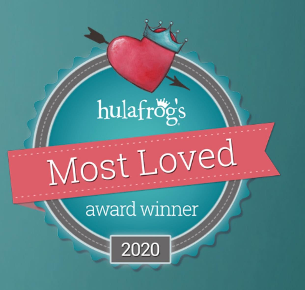 "Angel Oak ES voted ""Most Loved Public Elementary School"" for Charleston 2020 on Hulafrog!"