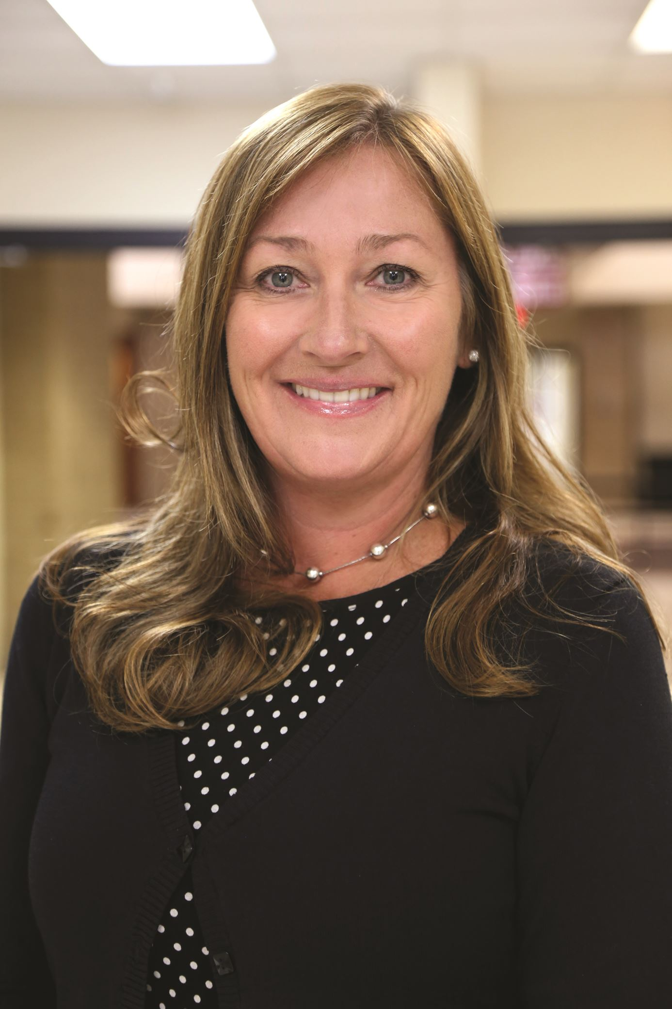 Image of Michelle Conner, Principal.