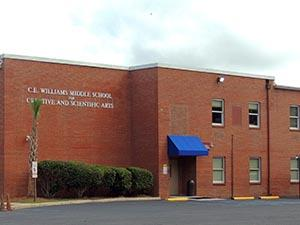 C. E. Williams Middle School - 7th/8th Grade