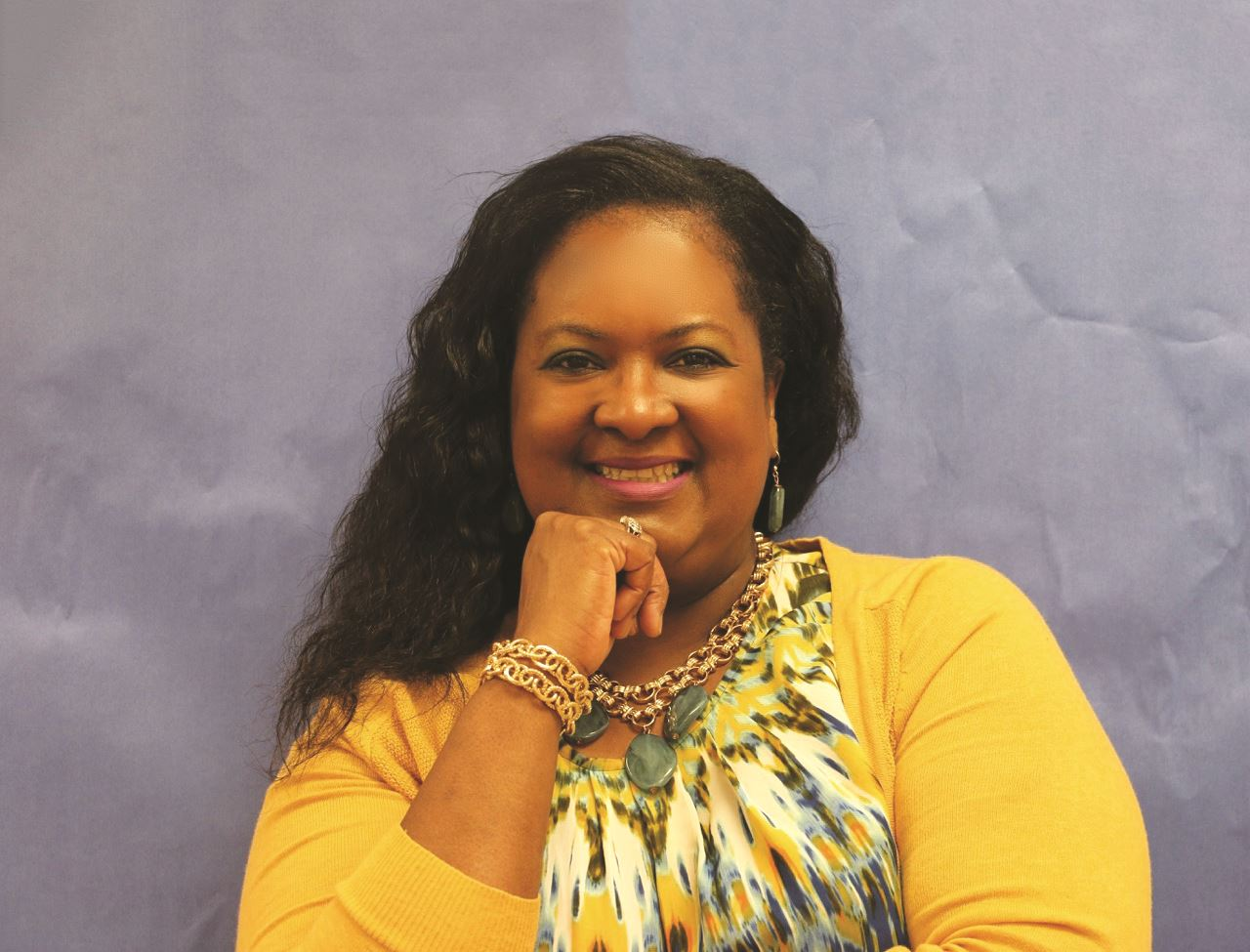 Image of Vanessa Brown, Principal.