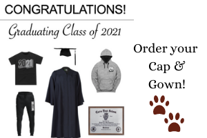 Order your Cap & Gown