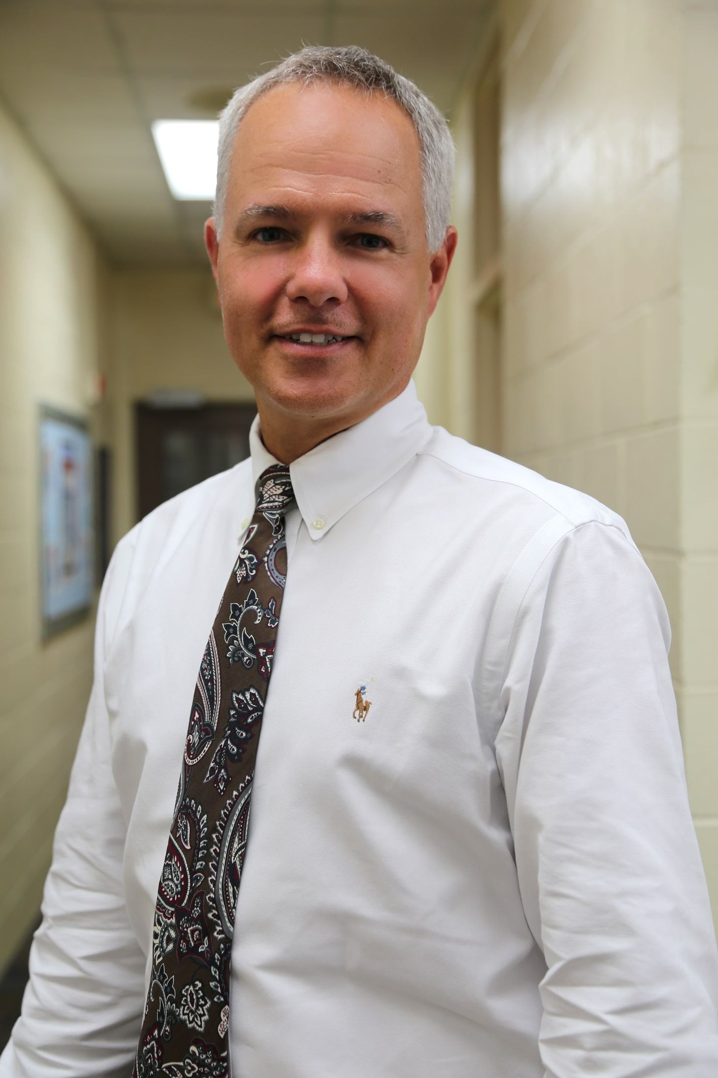 Image of Kevin Conklin, Principal.