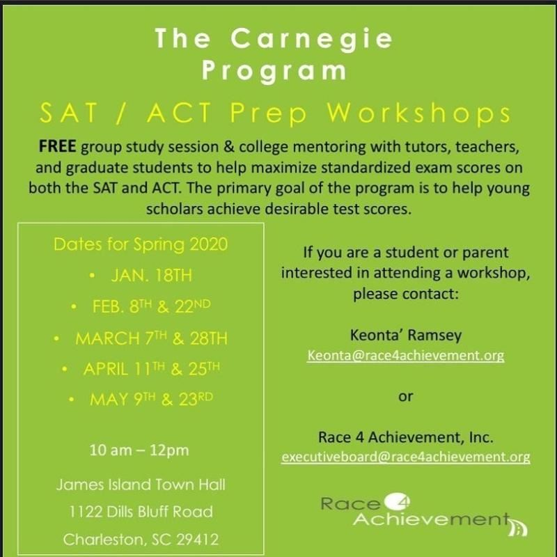 FREE SAT & ACT Tutoring & College Mentoring