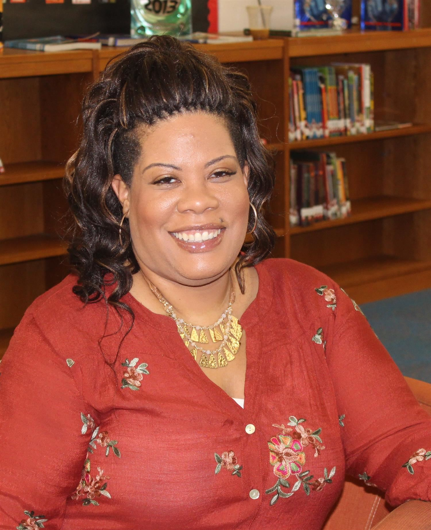 Ms. Cole, Student Support Services