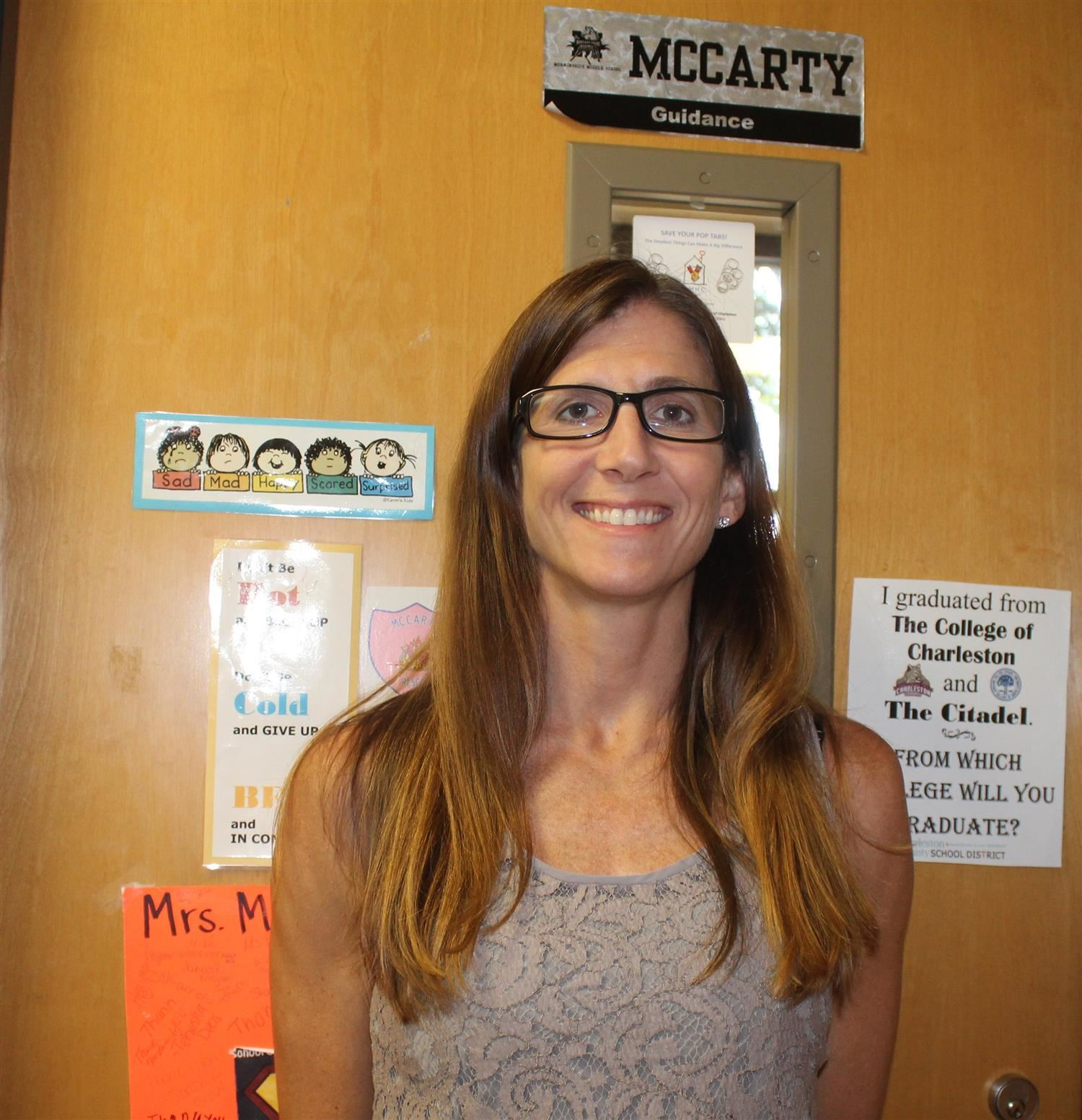 Mrs.  McCarty, Guidance Director