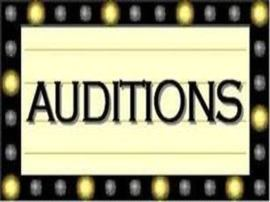 Application and Audition Process