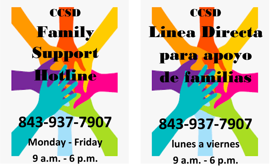 CCSD Family Support