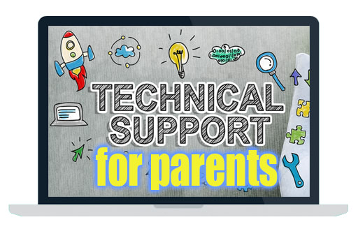 Parent Technical Support
