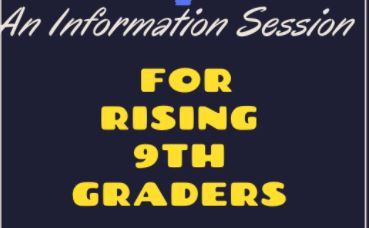 Are you a rising 9th grader and interested in ECHS?
