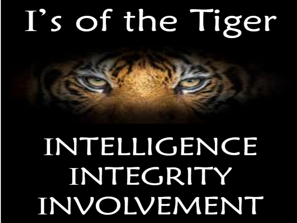 I's of the Tiger