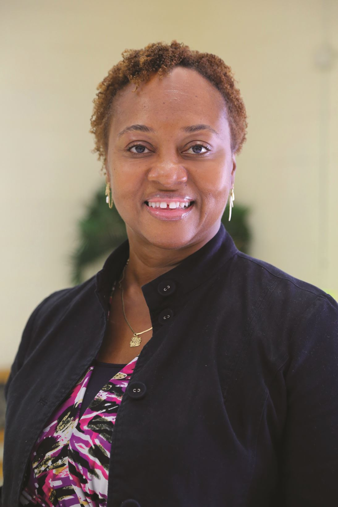 Image of Deborah Cummings, Principal.