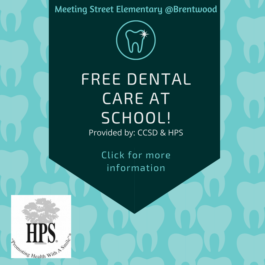 FREE Dental Care at School!