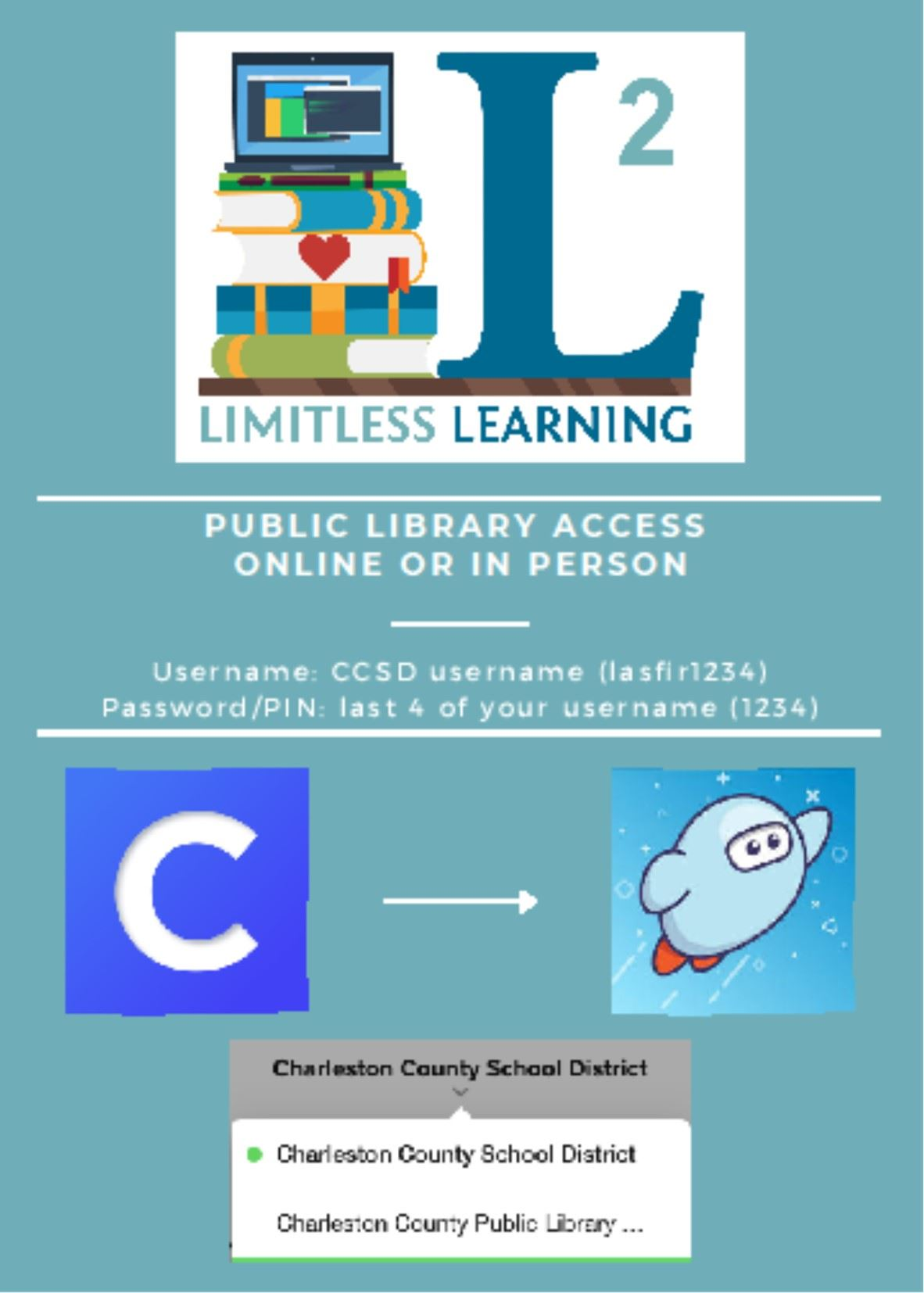Need help accessing library online?