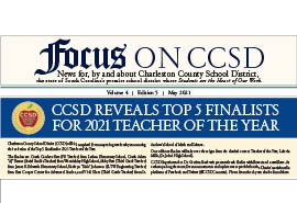 Focus on CCSD - May 2021