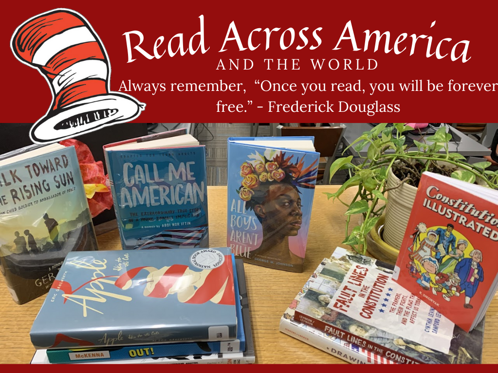 Read Across America and the World