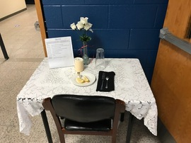 "JIES Honors Veterans with ""America's White Table"""