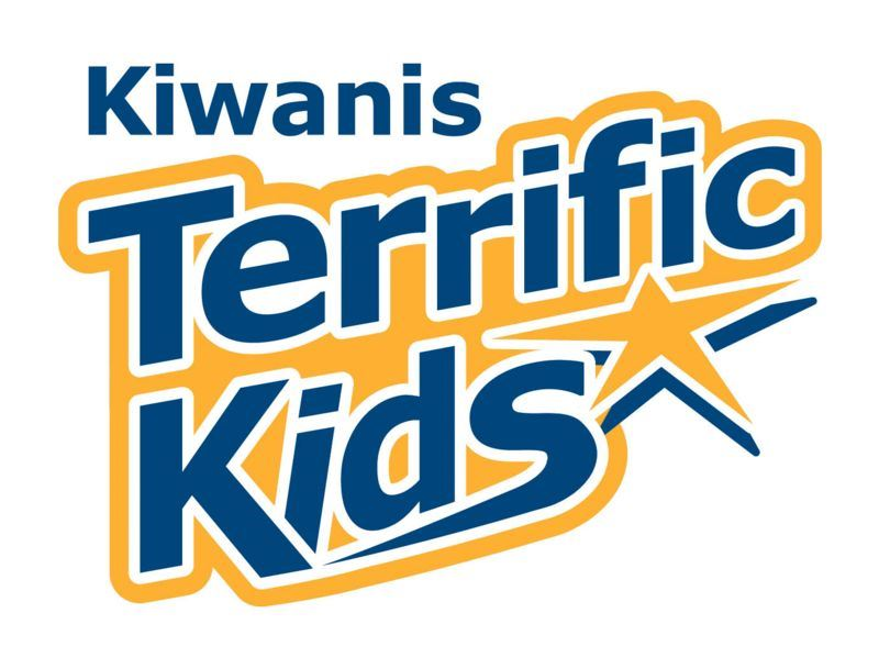 Kiwanis Terrific Kids logo