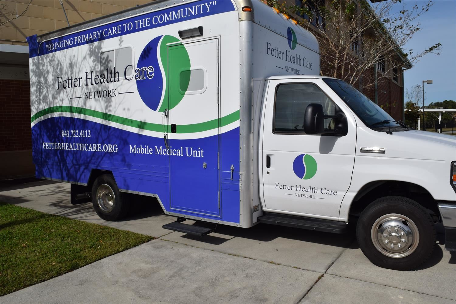 Fetter mobile health unit