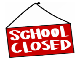 Information about School Closure Updated 5/21/2020