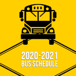 Bus route logo of bus