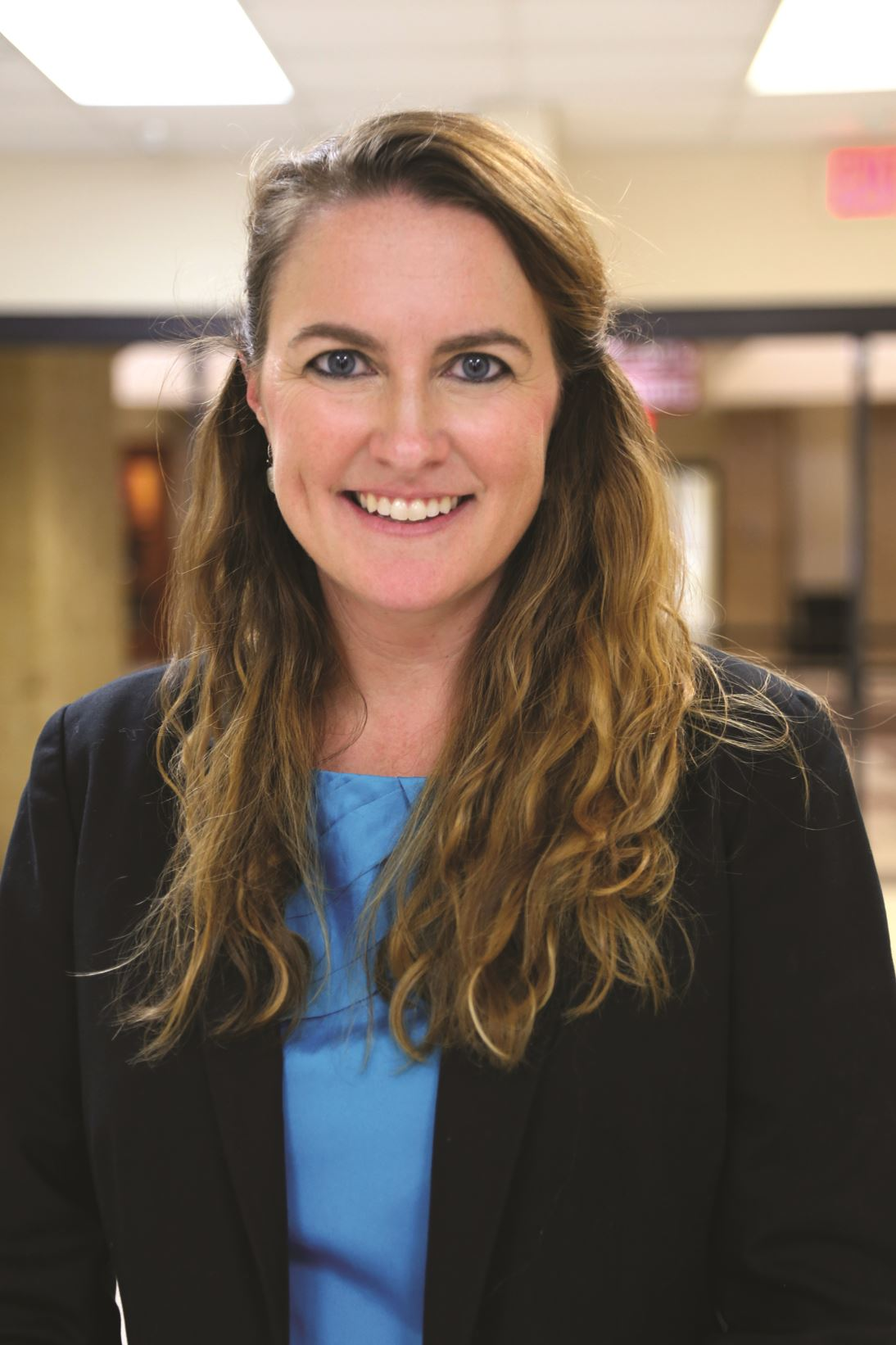 Image of Ashley Dorsey, Principal.