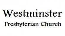 Westminster Church logo