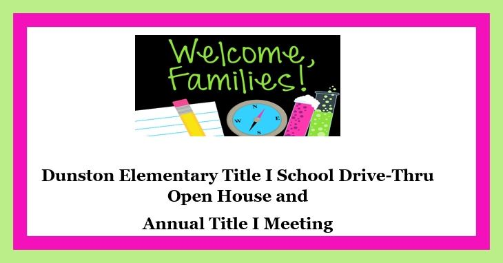 Open House October 16, 2020