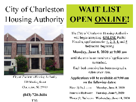 Public Housing Application Info.