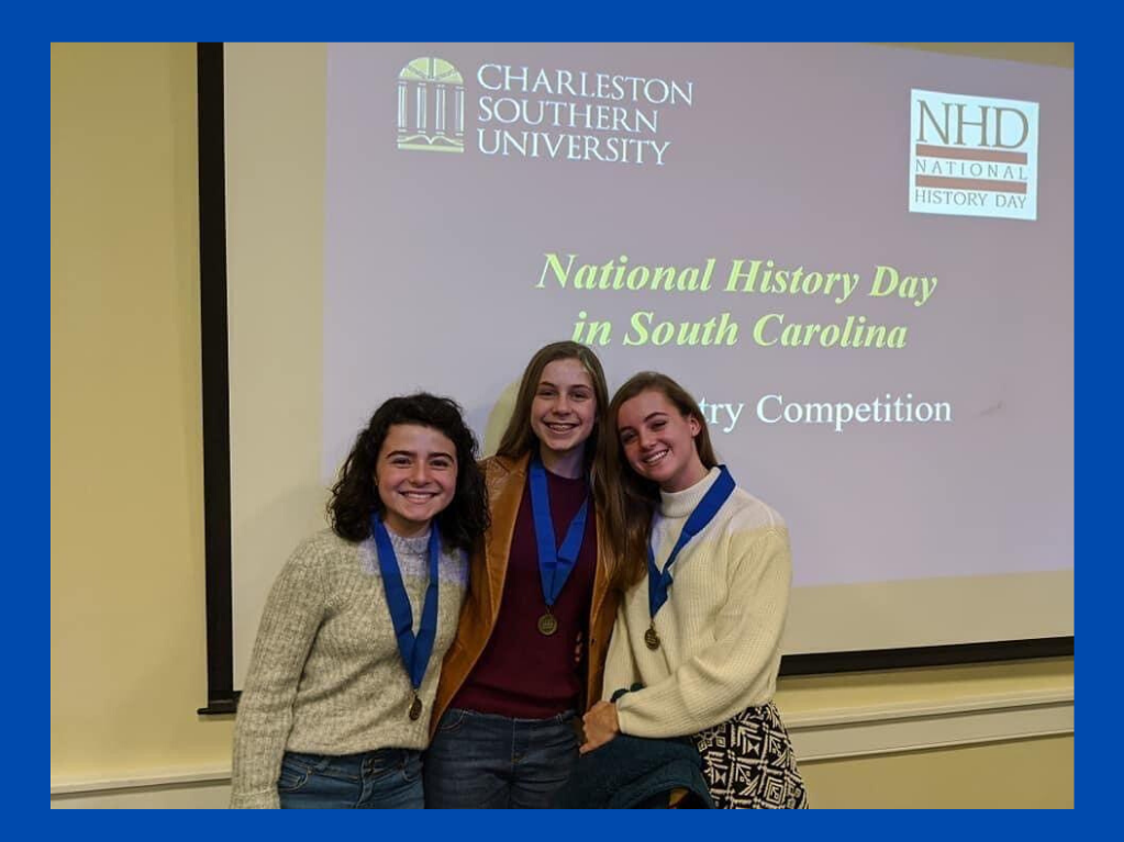 Moultrie students head to finals in National History Day competition