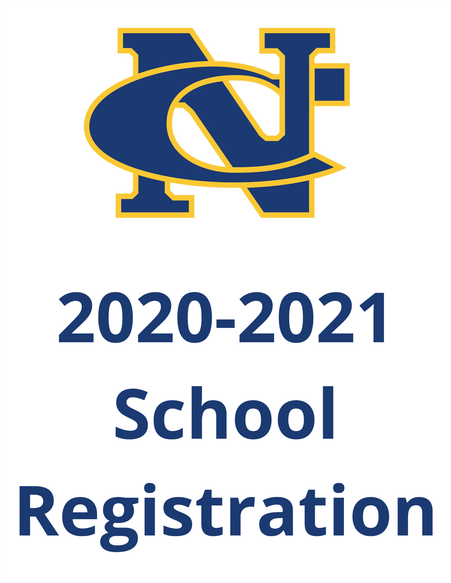 2020-2021 School Registration
