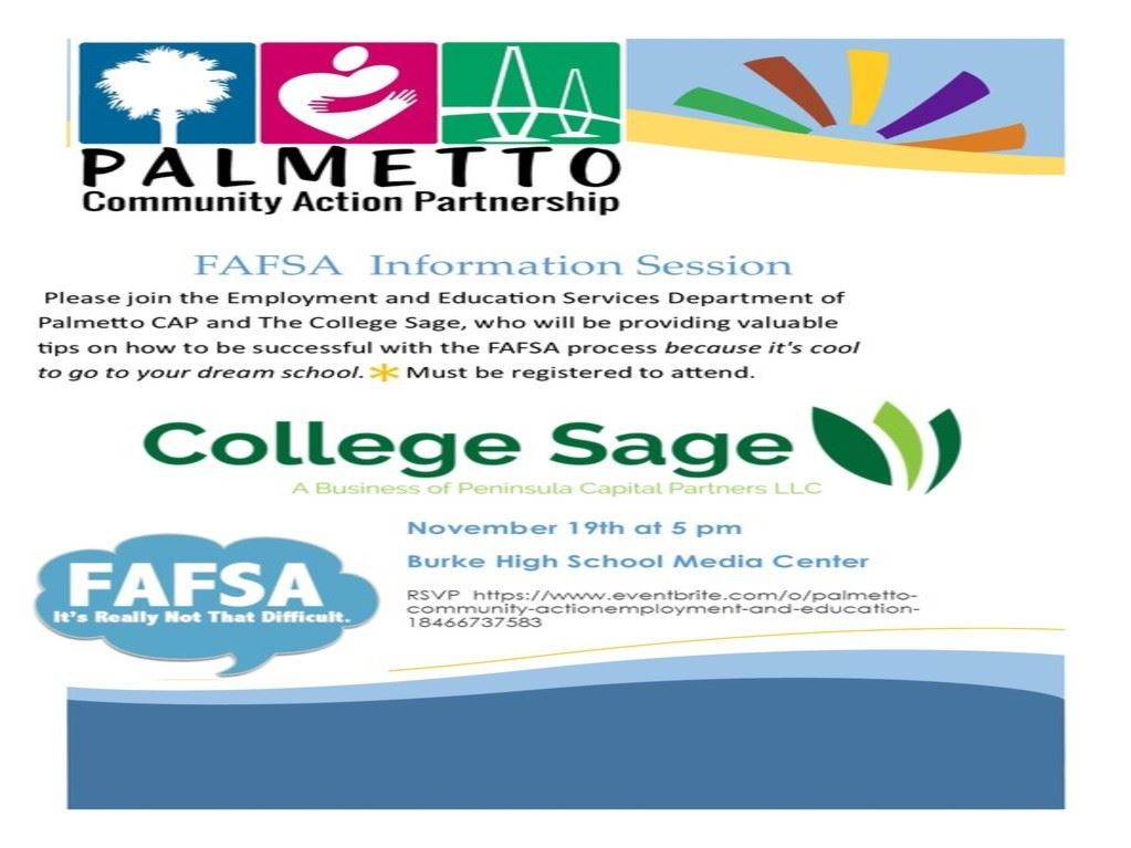 FAFSA Information Session