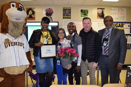 Mev McIntosh awarded TOY Top Five recognition