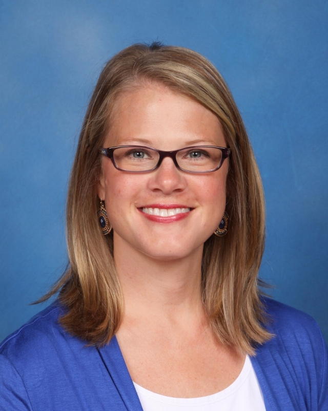 Mrs. Carrie Holland, 9th Grade Assistant Principal