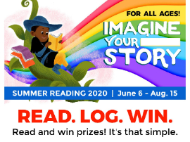 Charleston County Public Library Summer Reading Video 2020
