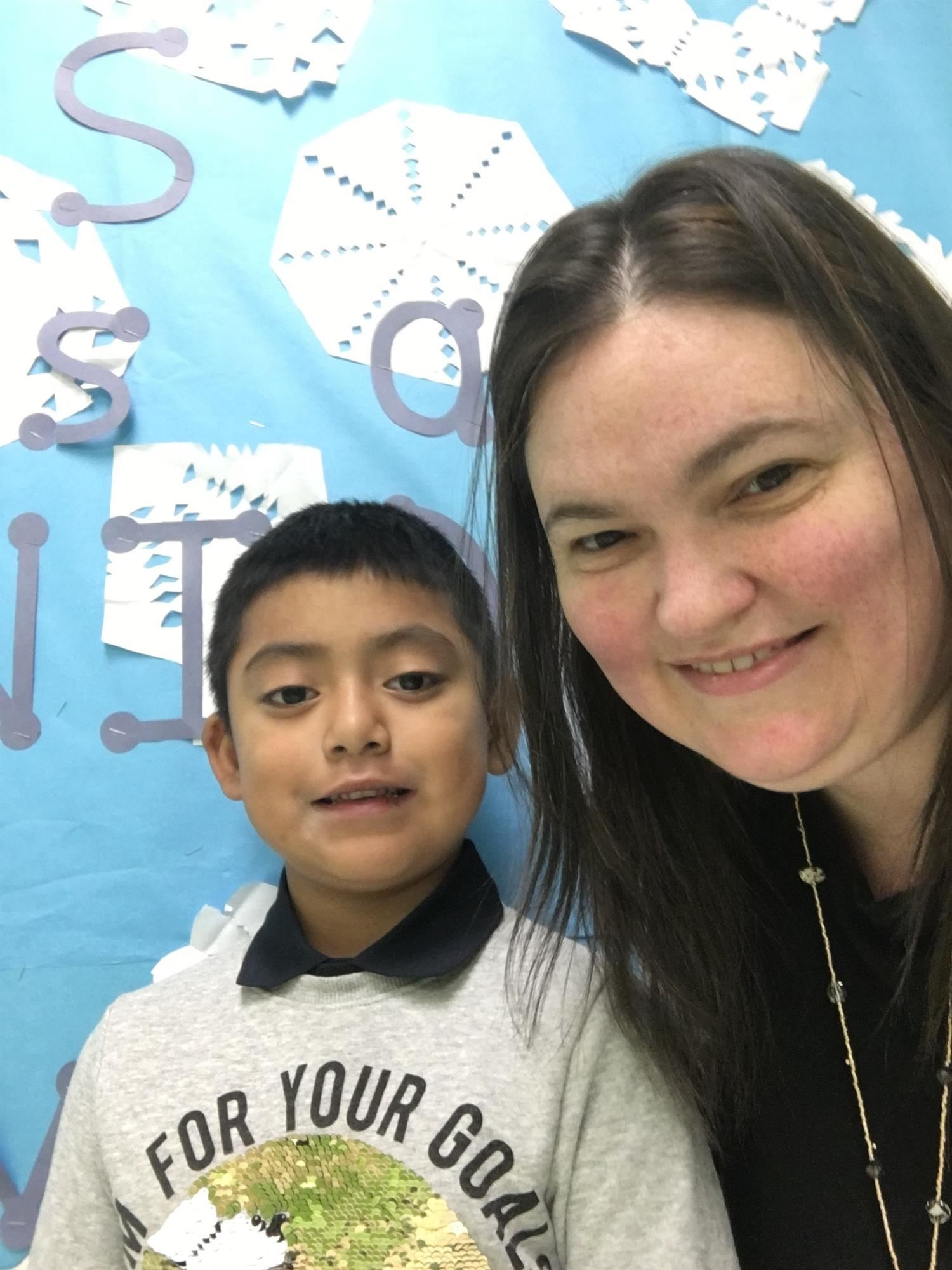 Student of the Week: Yamil