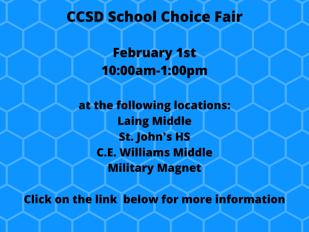 Click here for school choice info