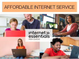 Internet Essentials with Comcast