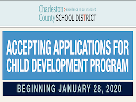CCSD Child Development Program Application