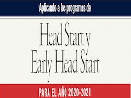 CCSD Headstart application