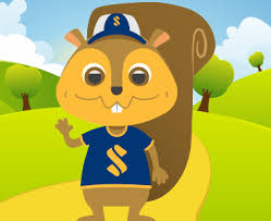 Start Saving with South State Bank Squirrel's Club!