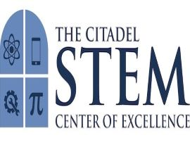 the citadel stem center of excellence logo