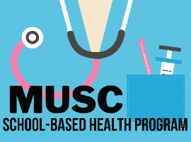 musc school based health program