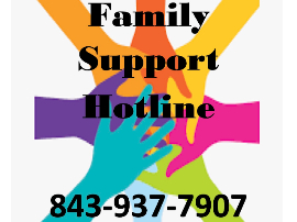 CCSD Family Support Hotline