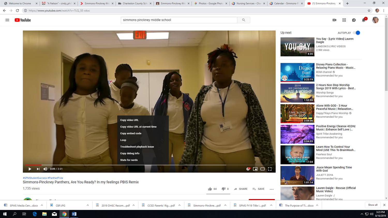 Simmons-Pinckney Middle School / Homepage
