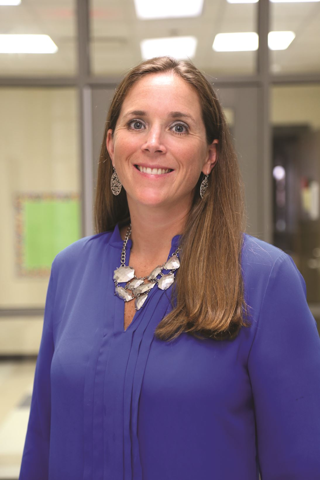 Picture of Principal Megan Williams