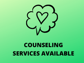 Counseling Services Available