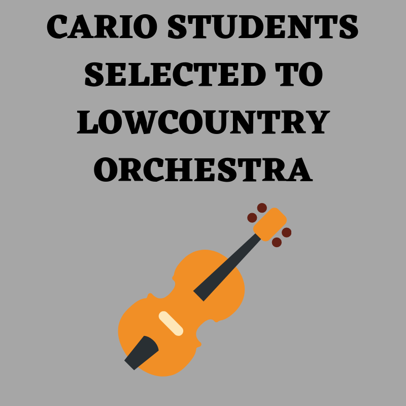 cario students selected to lowcountry orchestra