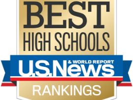 AMHS claims #2 spot in the US News and World Report Rankings