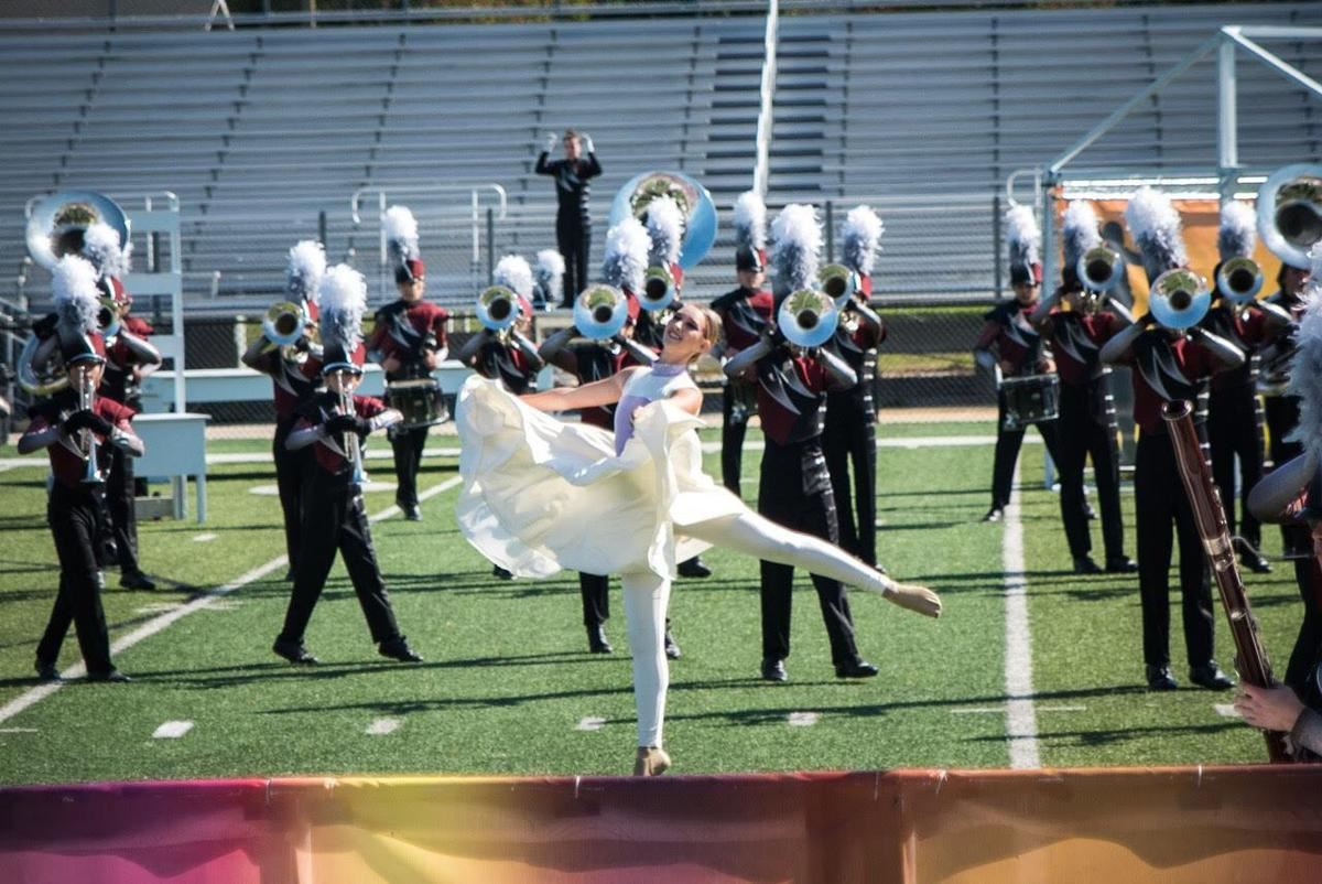 marching band wins state